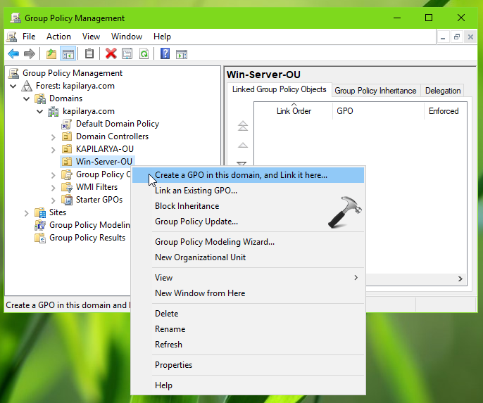 Do Not Display Server Manager Automatically At Logon