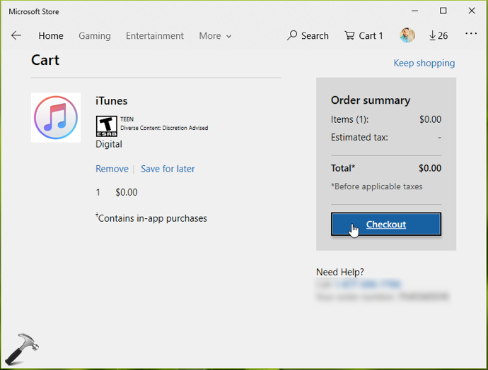 FIX Get Button Not Working In Microsoft Store