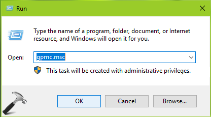 Group Policy Management Snap-in