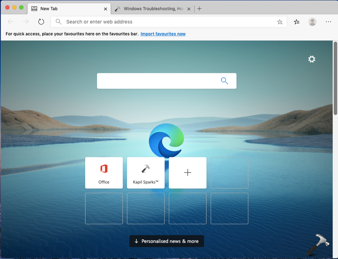 Microsoft Released New Edge Chromium Browser