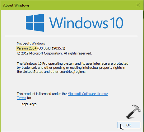 Your Version Of Windows 10 Is Nearing The End Of Service